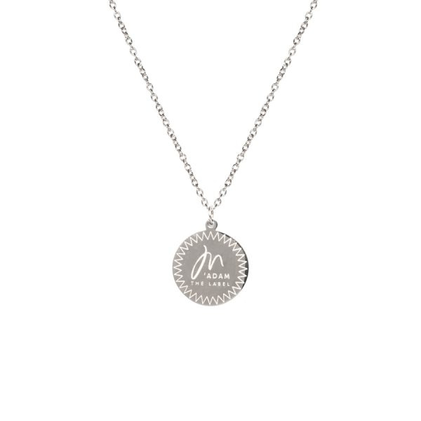 MADAM necklace steel short
