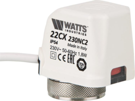 Watts elektro thermische motor