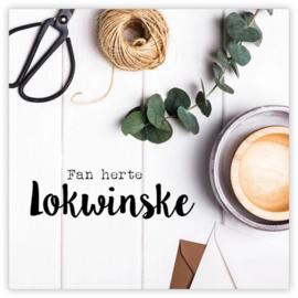 Fan herte lokwinske  -GiveX-