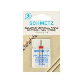 Tweelingnaald Schmetz 90
