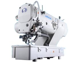 Jack T1790B - knoopsgat naaimachine met elektronische draadspaningsregelaar