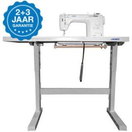 Juki TL 2200 QVP mini met geïntegreerde tafel