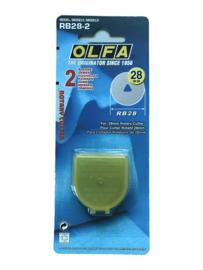 Reserve rolsmes 28 mm OLFA