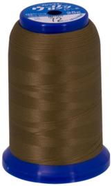 Woollielock 072 olijfgroen