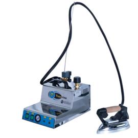 VAPORINO INOX MAXI Stoomgenerator met boiler van 2,8 l en strijkijzer