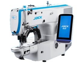 Jack T1900 serie - trens- X-box en knoopaanzet machine