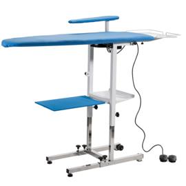 KER Opklapbare regelbare strijktafel zonder boiler