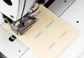Jack T781D - knoopsgat naaimachine