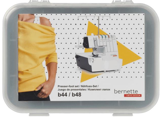 Presser-foot set b44 / b48 / b64
