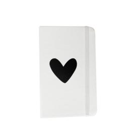 A6 notitieboekje • Hart