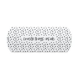 Geschenkverpakking • Lovely things inside (per 5)
