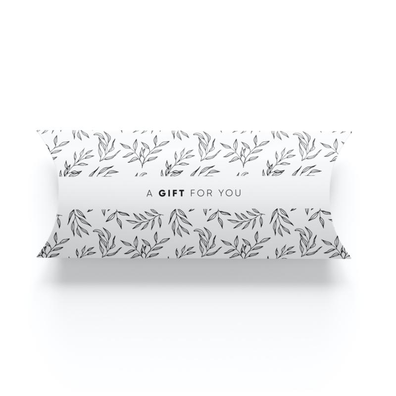 Geschenkverpakking • A gift for you (per 5)