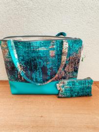 OB Blauw/Turquoise Fantasie