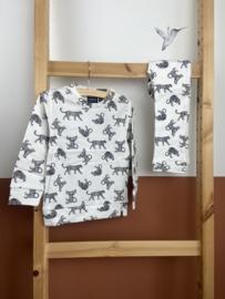Kidooz- T-shirt longsleeve panter Mila