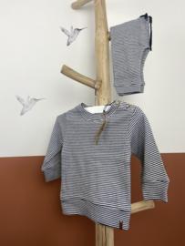 Kidooz- T/shirt longsleeve Stripie