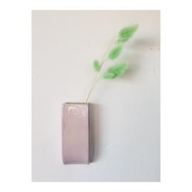 muurvaasje - lila