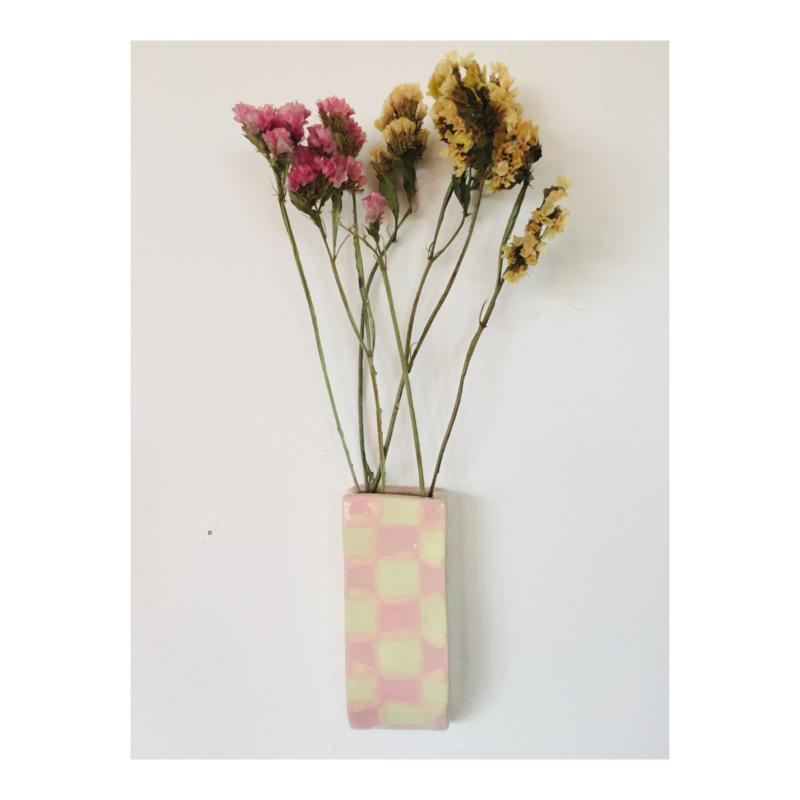 wall vase - blocked