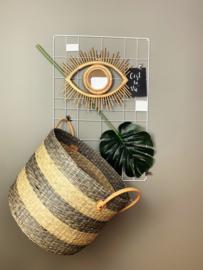 Spiegel 'mysterious eye' bamboo  -Housevitamin