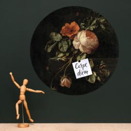 Muursticker 'Flowers for...' - Groovy Magnets