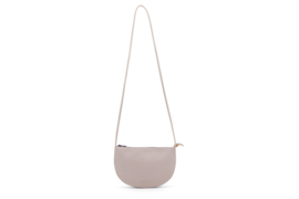 Farou half moon bag nude - Monk & Anna