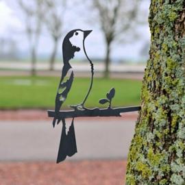 Metalen Vink - Birdwise