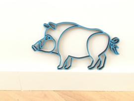 PLINTdier zwijn - MONO object
