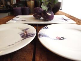 Ontbijt/Lunch bord Kraanvogel - Catchii