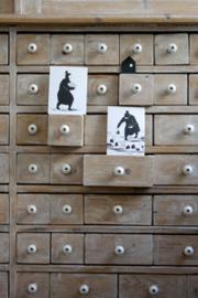 Postkaart MOR (1)  - Merlijne Marell