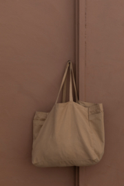 KYODAINA big shopper | kaki - Monk & Anna