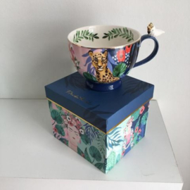 Frida Kahlo Tropical Cup - House of Disaster