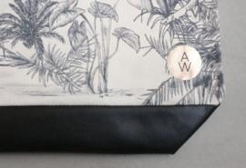 Tote bag Rainforest - Annet Weelink Design