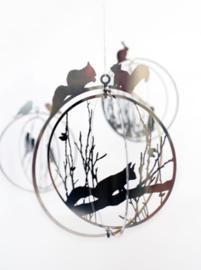 SQUIRREL BALL Hanger - Mo Man Tai