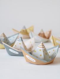 Segel vouwbootjes - Jurianne Matter