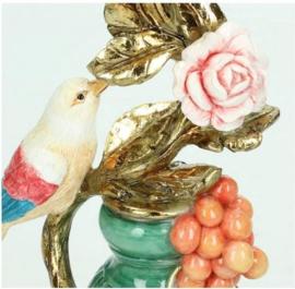 Kandelaar vogel multicolor