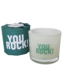 Geurkaars 'You Rock' - Me&Mats