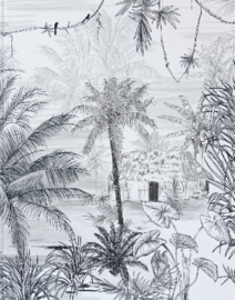 Poster Rainforest - Annet Weelink Design