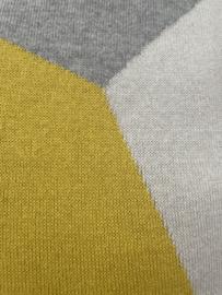 Kussen Lisboa Grande yellow