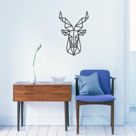Muursticker My Deer  - Draadzaken