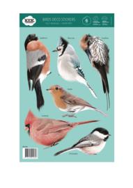 Muursticker set BIRDS - KEK Amsterdam