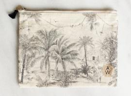 Clutch Rainforest - Annet Weelink Design