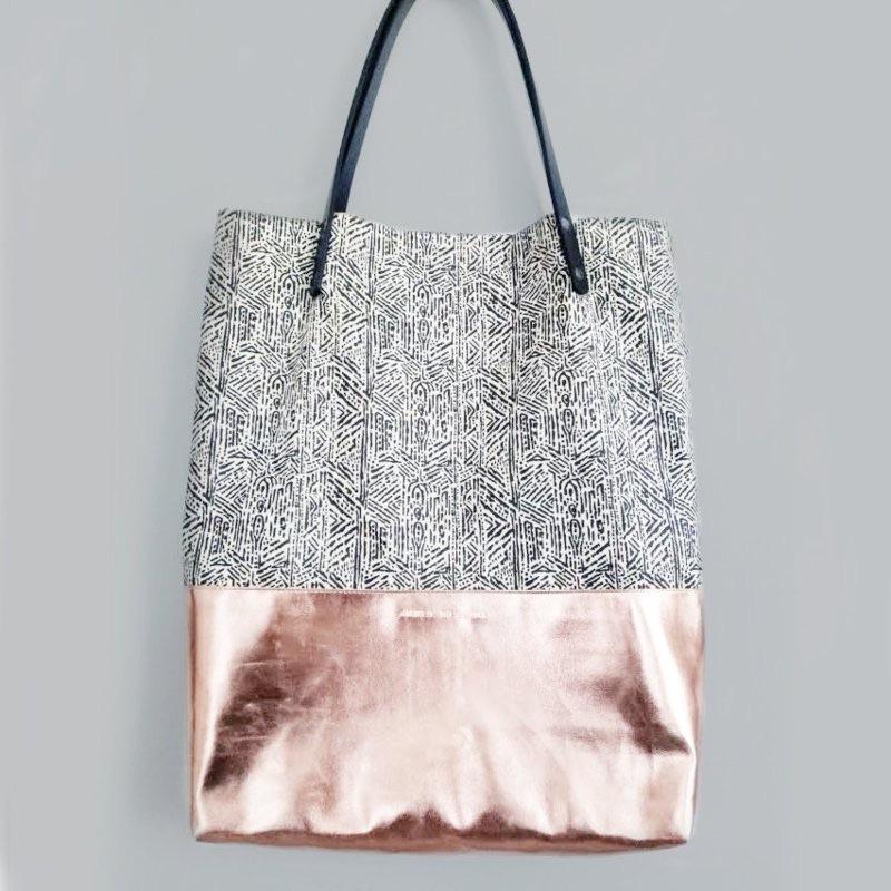 Shopper Baja California - Annet Weelink Design