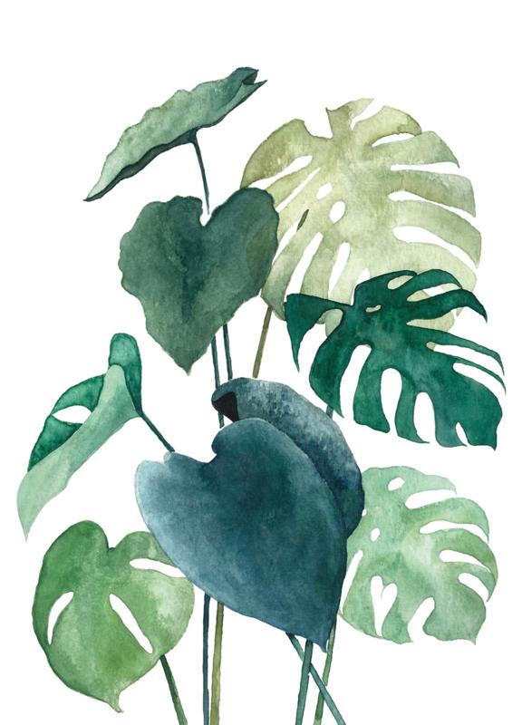Kaart Botanical 3 - IsaBella