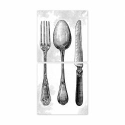 Tegelsticker Silver - Boubouki