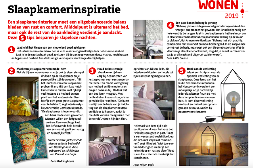 Wonen Housevitamin lamp
