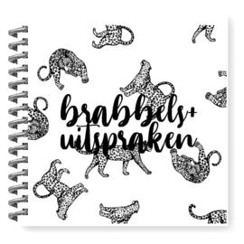 Brabbelboekje - Panter