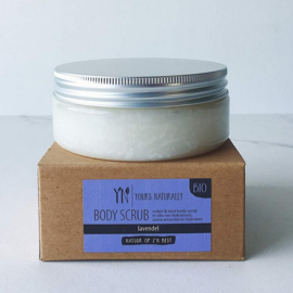 Yours Naturally - Body Scrub - Lavendel