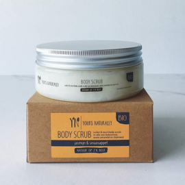 Yours Naturally - Body Scrub - Jasmijn & Sinaasappel