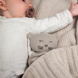Baby Bello - Knuffeldoek - Olly the Otter