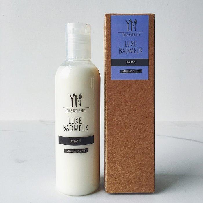 Yours Naturally - Luxe Badmelk - Lavendel