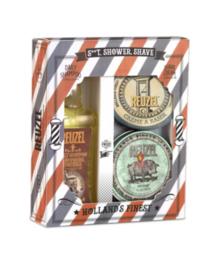 REUZEL Daily shampoo gift pack